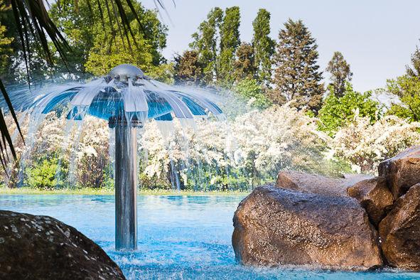 Spa Day -Montegrotto T. Hotel Millepini Terme camera massaggio pranzo € 89